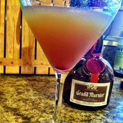 """Hawaii Five-O   """"This is a dangerously delicious beverage with vanilla vodka, Grand Marnier, pineapple and lime juice. Book 'em Danno."""""""