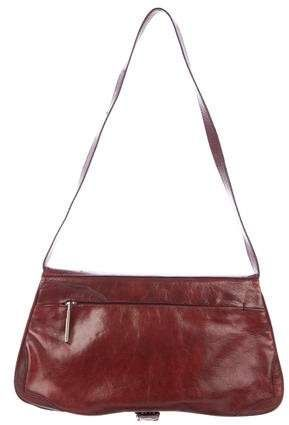 4a4eb62e7a9 CNC Costume National Leather and Suede Shoulder Bag | Products in ...