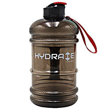New Release High Quality 2 2 Litre Water Bottle Now With Easy Drink Cap Durable Extra Strong Bpa Free Ideal For Gym Die Camping Trips Camping Bottle