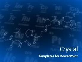 Beautiful Slide Deck Featuring Chemistry Science Formula Chemistry Science Backdrop And A Oce Powerpoint Templates Free Powerpoint Templates Download Templates