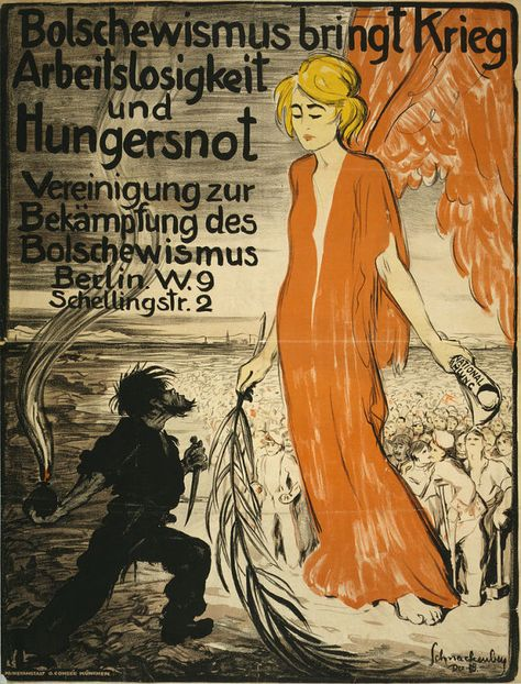 Anti-Communist propaganda is more awesome than any horror movie poster - k chenm bel ohne elektroger te