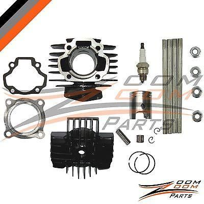 Yamaha Mj 50 Mj50 Cylinder Piston Ring Head Gasket Set Kit Towny 1982 Brand New Zoom Zoom Parts Piston Ring Yamaha Pistons