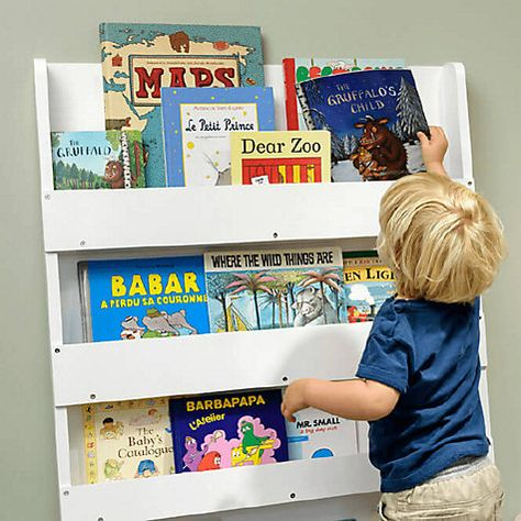 on sale 7b9df 308aa Tidy Books Bookcase, Natural | Staying in - nursery ...