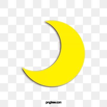 Zheltyj Polumesyac Illyustraciya Polumesyac Klipart Zheltyj Luna Png I Psd Fajl Png Dlya Besplatnoj Zagruzki In 2021 Moon Illustration Night Sky Moon Yellow Moon