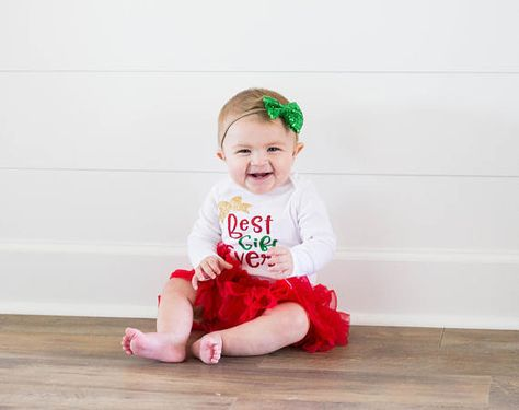 Celebrate your best gift of the year - 26 Super Festive Christmas Outfits for Kids  - Photos
