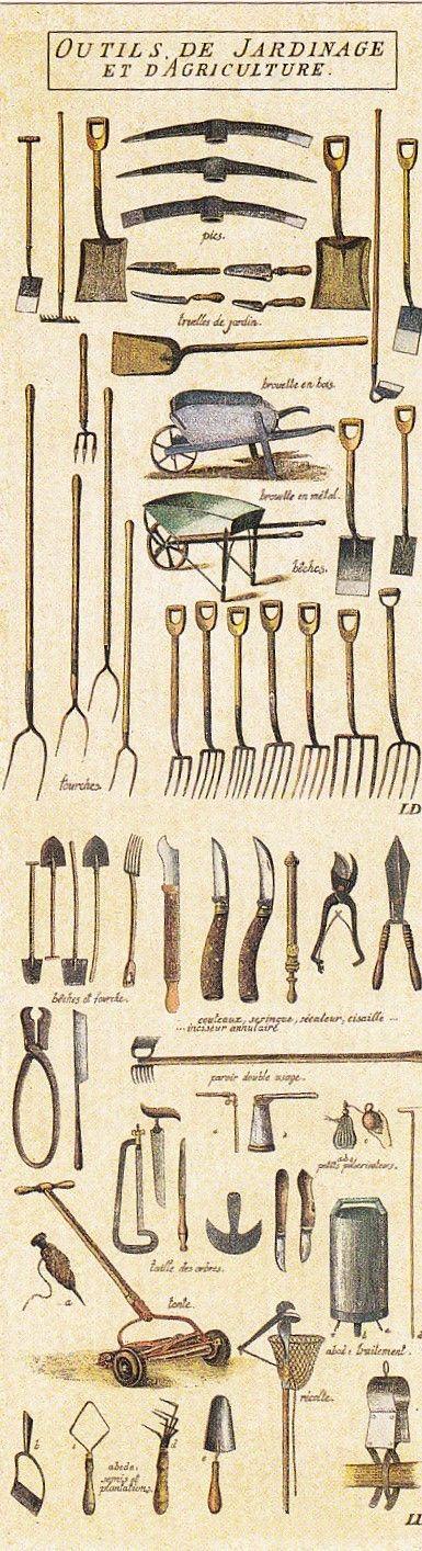 The 25+ best Farm tools ideas on Pinterest | Hoe garden tool ...