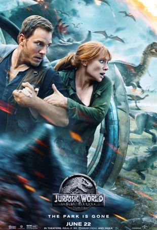 Jurassic World Fallen Kingdom 2018 720p Hd Mkv Dual Audio