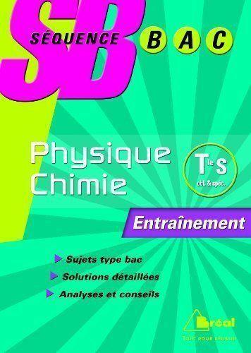 Physique Chimie Tle S Enseignement De Specialite De La Livre Neuf En 2020 Physique Chimie Chimie Sciences Physiques