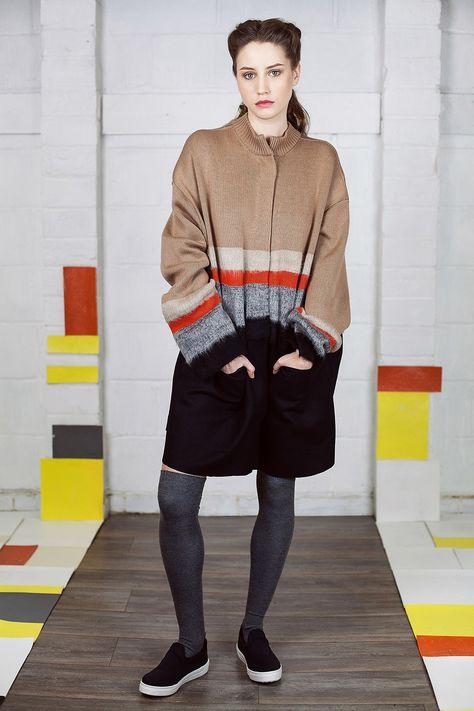 Caitlin Charles-Jones Autumn-Winter 2016-2017 (Fall 2016) fashion collection