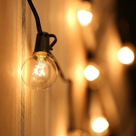 125pcs Led G40 100ft Light Bulb Outdoor Aussen 125pcs Led G40 100ft Gluh Lichterkette Aussen Lichterkette Led Lichterkette