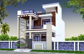 Indian House Designs Double Floor Stupefy Front Elevation ...