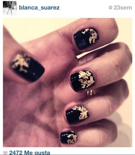 El nail art de Blanca Suárez en Instagram