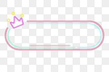 Pink Neon Frame Draw Frame Neon Border Lighting Png And Vector With Transparent Background For Free Download Drawing Frames Pink Frames Marble Background