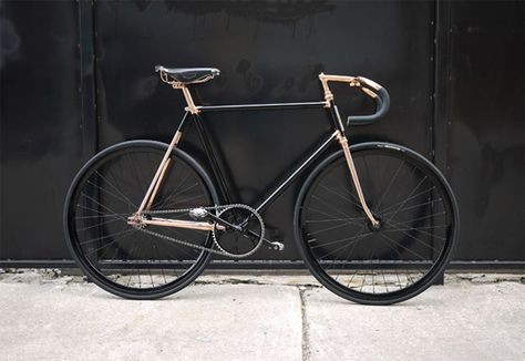 Madison Street Bike by Detroit Bicycle Company