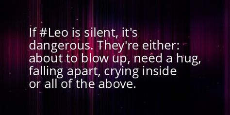 """""""The truth about our silence"""" Omg so true. Silence if not after something loving is SO LOUD to me."""