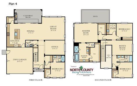 Cavalli Floor Plans Floor Plans New Homes House Plans