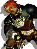 Ganondorf Portrait Super Smash Bros Super Smash