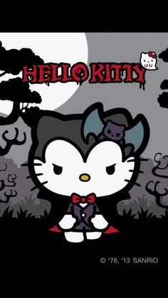 Hello Vampire Kitty