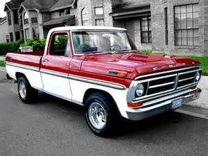 Seriously I Absolutely Love This Color Scheme For This 1975 F150 1975f150 Ford Trucks Old Ford Trucks Classic Ford Trucks
