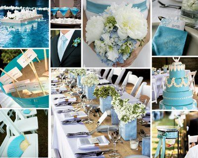 103 Best Turquoise Wedding Ideas Images On Pinterest Weddings Color Scheme And Decor