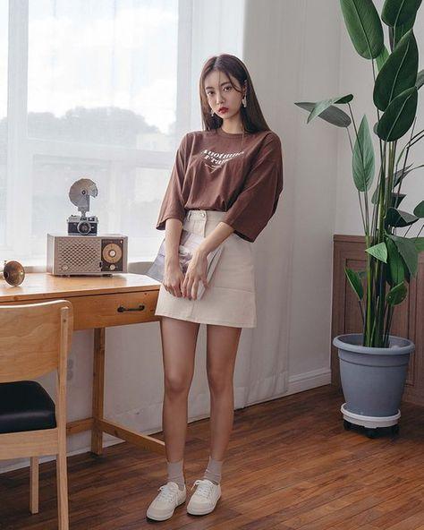 10 Wardrobe Essentials To Get That Korean Cool Girl Look   GirlStyle Singapore