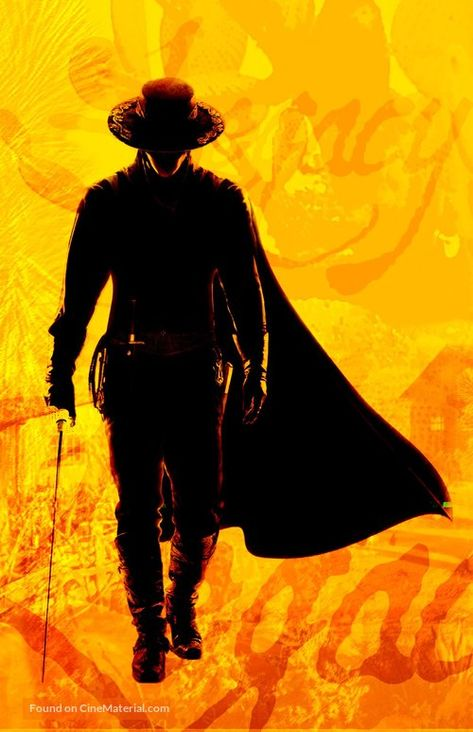 ''The Legend of Zorro'' 2005 Chinese movie poster. (4).