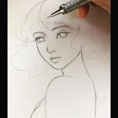 Learn To Draw People - The Female Body - MyKingList.com