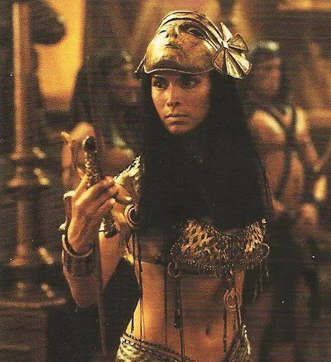 The mummy /Anck-Su-Namun