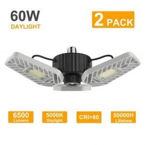 Top 23 Best Led Garage Lights Review In 2020 A Step By Step Guide In 2020 Led Garage Lights Garage Lighting Led Shop Lights