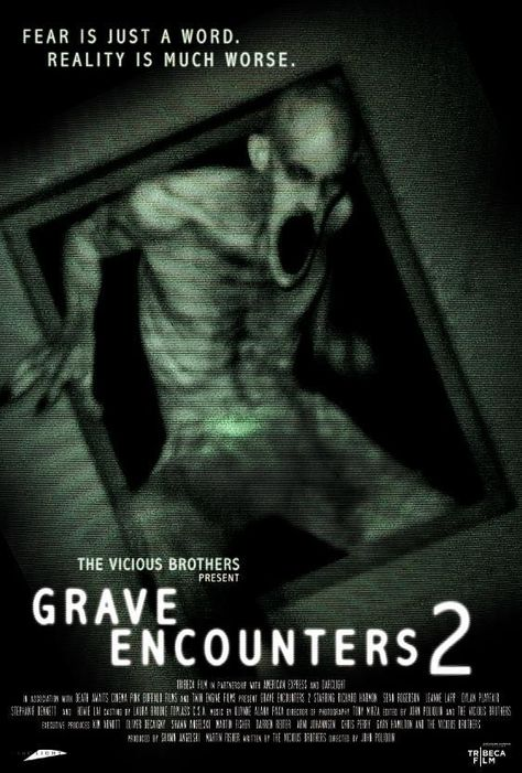 Grave Encounters 2 2012 Top Horror Movies Horror Movies On