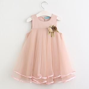 Bear Leader Girls Dress 2019 Brand Princess Dress Sleeveless Appliques Reapam Online Shopping Store Little Girl Dresses Girls Dresses Summer Girl Outfits