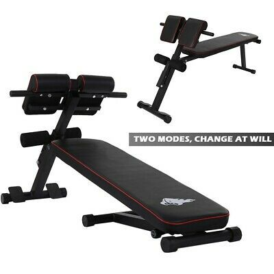 Ad Ebay Adjustable Decline Sit Up Bench Crunch Board Durable Fitness Home Gym Exercise In 2020 Home Gym Exercises Home Gym Gym Workouts