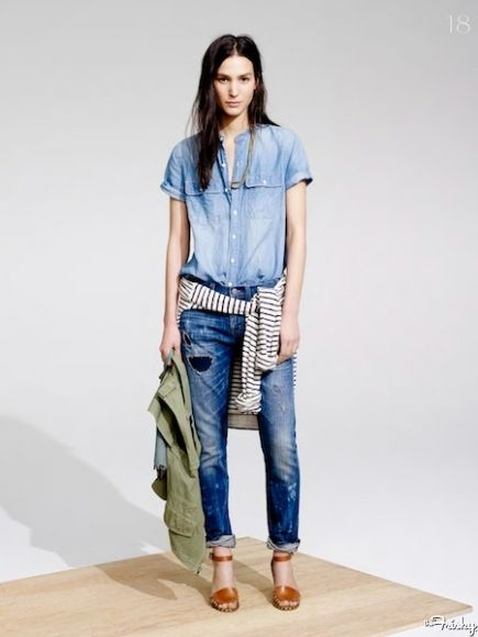 Head to toe denim...love it or hate it? Get the best deals on the latest denim trends at Simba Deals! Check us out: bit.ly/1wO7eKu
