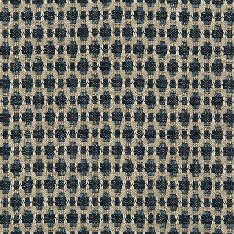 9ft long French blue fabric trim