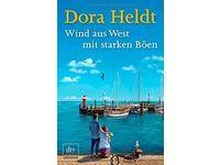 Wind aus West mit starken Böen / Dora Heldt #Ciao. Hat mir nicht so sehr gefallen.