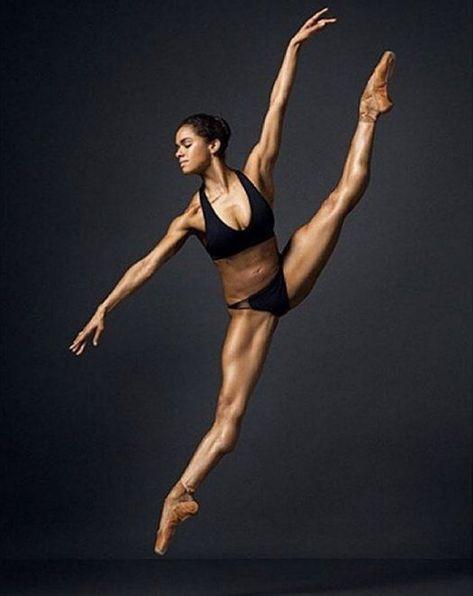 News Photo : Ballet dancer Misty Copeland is photographed for. Misty Copeland, Ballet Photography, Fitness Photography, Body Photography, Foto Sport, Black Ballerina, Ballerina Body, Ballet Body, Alvin Ailey