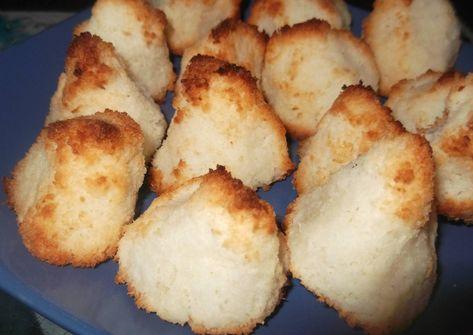 Yo Los Llamo Sacristanes Pastas De Coco Solo Con Claras Receta