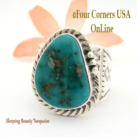 Turquoise Pendant Natural Blue Gemstone Sterling Silver Handmade Gift For Her Jewelry # 13022