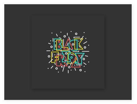 Black Friday Type