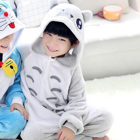 Cosplay Soft Unisex Kigurumi Baby Toddlers/' Pajamas Animal Onesi costume Romper