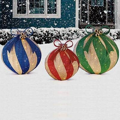Outdoor Large Christmas Decorations