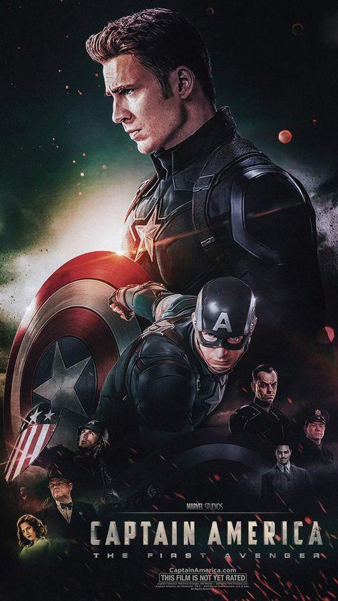 Captain America Poster Iphone Wallpaper Captain America Poster