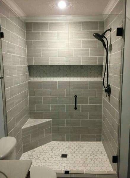 Trendy Bath Room Big Tiles Master Shower Ideas Bath Mastershowerideas With Images Bathroom Remodel Shower Bathroom Remodel Designs Bathrooms Remodel