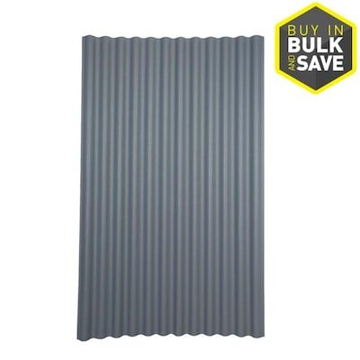 Corrugated Roof Panels Lowes In 2020 Roof Panels Corrugated Roofing Asphalt Roof