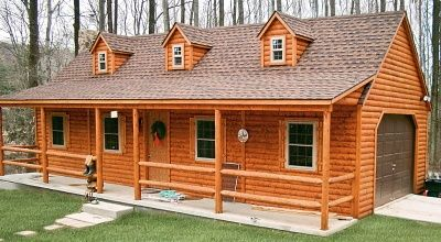 Alan S Factory Outlet 6 Styles Of Modular Log Homes Based In Luray Va Based Factory Homes Mo Modular Log Homes Modular Log Cabin Modular Home Prices