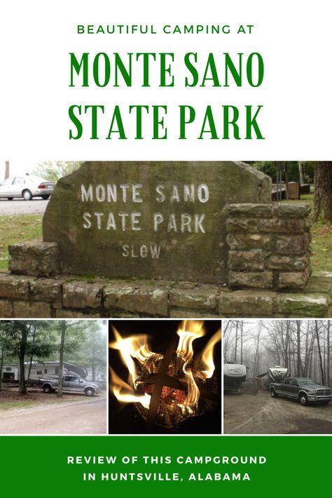 Monte Sano State Park, Huntsville, AL – Learn To RV