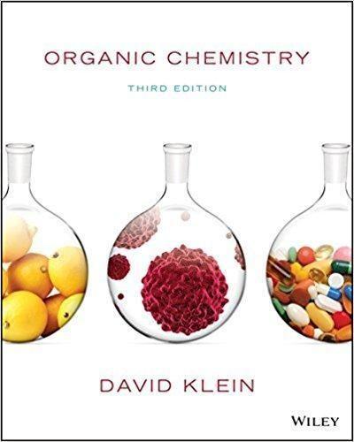 Organic Chemistry 3rd Edition By David R Klein Ebook PDF