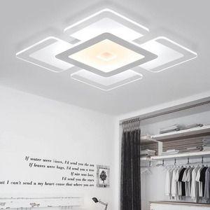 Led Integrated Lighting Unique Rectangle Flush Mount Ceiling