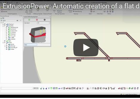 ExtrusionPower: Automatic Generation of 3D extrusion die