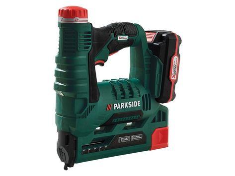 Parkside Accunietmachine Pat 20 Li A1 20 V Lidl